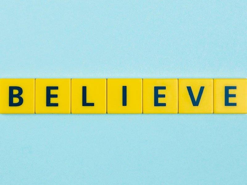 قانون جذب و باورها
