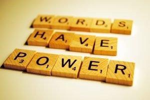 تشخیص ارزش کلمات در قانون جذب